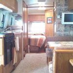 2000 Airstream Safari Interior