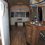 1977 Airstream Sovereign Interior