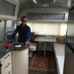 2016 Airstream International Serenity Interior