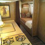1973 Airstream Argosy Interior