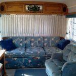 1989 Airstream Land Yacht Interior