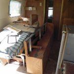 1969 Airstream Safari Interior