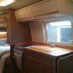 1974 Airstream Tradewind Interior