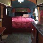1965 Airstream  Interior