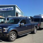 2016 Airstream Flying Cloud Tow Vehicle