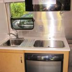 2015 Airstream Sport Interior