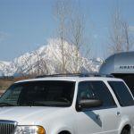 2005 Airstream Safari 25-B Tow Vehicle