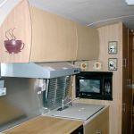 2005 Airstream Safari 25-B Interior