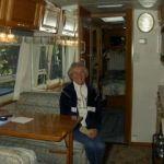 2000 Airstream Classic Limited Interior