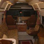 1979 Airstream Motorhome Interior
