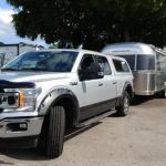 2018 Airstream Tommy Bahama Tow Vehicle