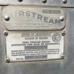 1960 Airstream Tradewind