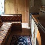 1977 Airstream Argosy Rear Door