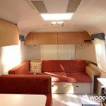 2007 Airstream Safari Interior