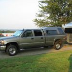 2006 Airstream Classic Limited S/O Tow Vehicle