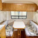 2001 Airstream Bambi Interior