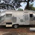 1958 Airstream Flying Cloud Exterior
