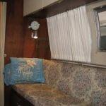 1968 Airstream Caravel Interior