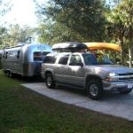 2005 Airstream Safari 25FB Tow Vehicle