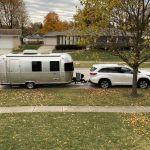 2011 Airstream Sport Tow Vehicle