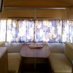 1975 Argosy 24 Interior