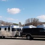 2012 Airstream Classic 30 Limited Tow Vehicle