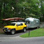 1967 Airstream Safari Tow Vehicle