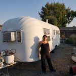 1953 Airstream Flying Cloud Exterior