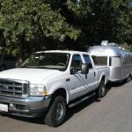 1992 Airstream Classic Excella Tow Vehicle