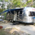 1976 Airstream Sovereign Exterior