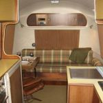 1968 Airstream Overlander - Double Interior