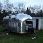 1962 Airstream Flying Cloud