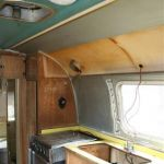 1969 Airstream Tradewind Systems and Running Gear