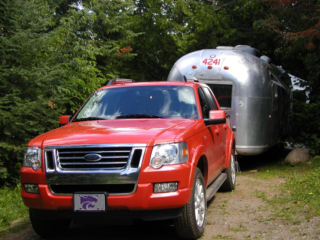 best tow vehicle for airstream trailer autos post. Black Bedroom Furniture Sets. Home Design Ideas
