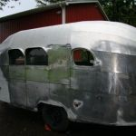 1939 Airstream Clipper Exterior