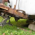 1956 Airstream Overlander Systems and Running Gear