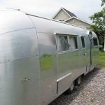 1959 Airstream Sovereign of the Road Exterior