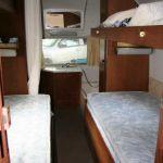 1961 Airstream Overlander Interior