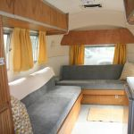 1967 Airstream Globetrotter Interior