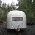 1957 Airstream Flying Cloud Exterior