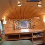 1961 Airstream Bambi Interior