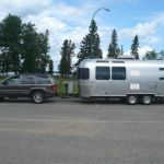 2008 Airstream International Signature Series CCD Tow Vehicle