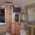 2001 Airstream 70th Anniversary S/O Classic Interior