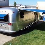 2001 Airstream 70th Anniversary S/O Classic Exterior