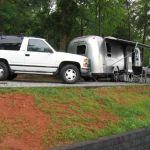 2007 Airstream Safari SE Tow Vehicle