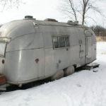 1958 Airstream World Traveler