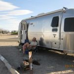 2012 Airstream Flying Cloug