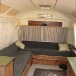 1970 Airstream  Interior