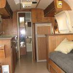 1970 Airstream Caravanner Interior