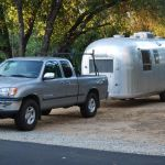 1967 Airstream Tradewind Tow Vehicle